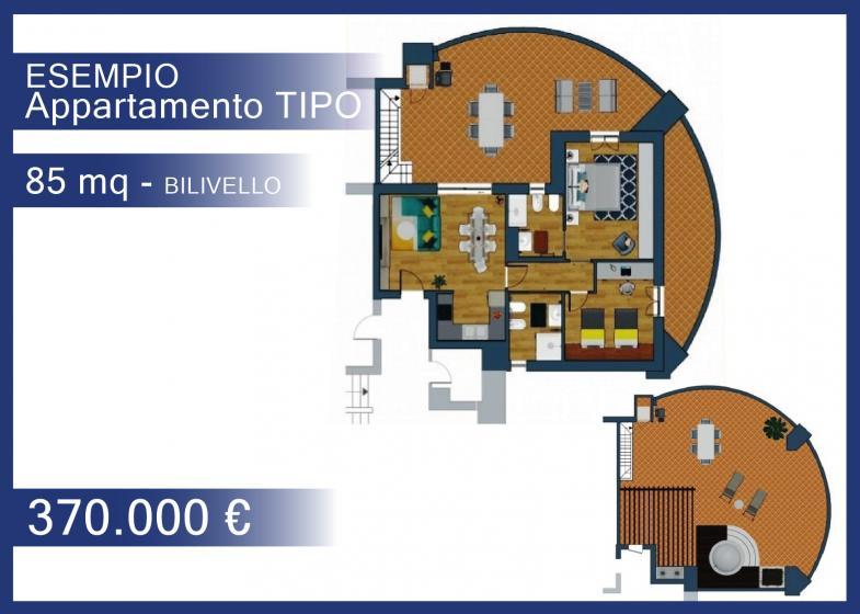 85mq - BILIVELLO - 370k