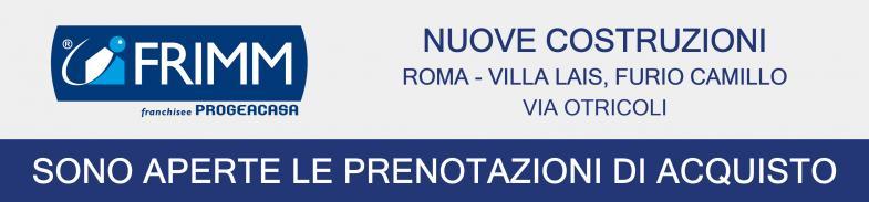 NUOVE COSTRUZIONI - Villa Lais - Via Otricoli