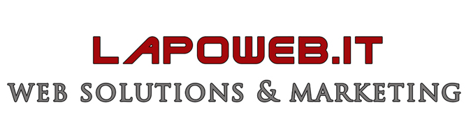 Lapoweb.it   Web Agency, Software House, Web Marketing